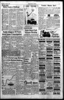 The Ottawa Journal from Ottawa,  on August 15, 1964 · Page 31