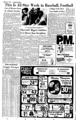 Sunday Gazette-Mail from Charleston, West Virginia on July 23, 1972 · Page 42