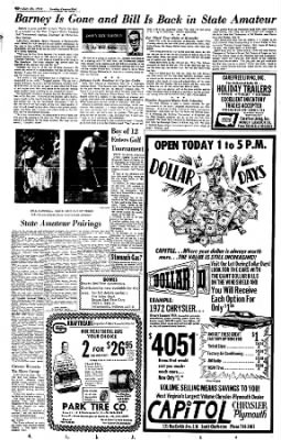 Sunday Gazette-Mail from Charleston, West Virginia on July 23, 1972 · Page 44