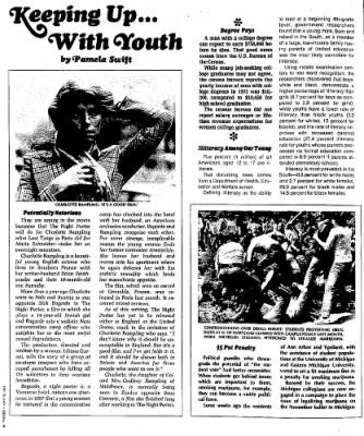 Sunday Gazette-Mail from Charleston, West Virginia on May 19, 1974 · Page 142