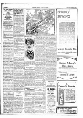 The Daily Courier from Connellsville, Pennsylvania on March 2, 1918 · Page 4