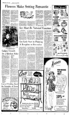 Sunday Gazette-Mail from Charleston, West Virginia on July 23, 1972 · Page 71