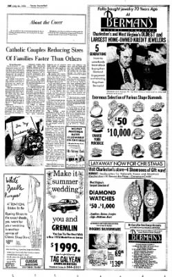 Sunday Gazette-Mail from Charleston, West Virginia on July 23, 1972 · Page 76