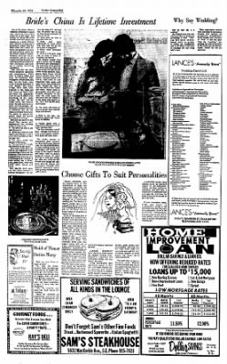 Sunday Gazette-Mail from Charleston, West Virginia on July 23, 1972 · Page 78