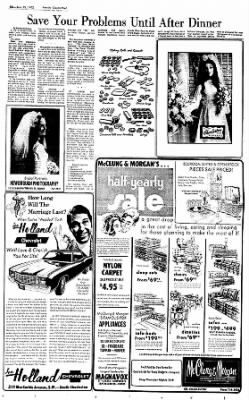 Sunday Gazette-Mail from Charleston, West Virginia on July 23, 1972 · Page 81