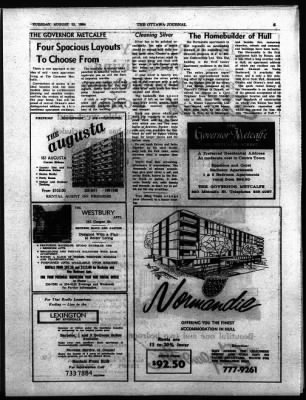 The Ottawa Journal from Ottawa,  on August 18, 1964 · Page 37