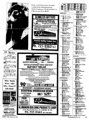Sunday Gazette-Mail from Charleston, West Virginia on July 23, 1972 · Page 99