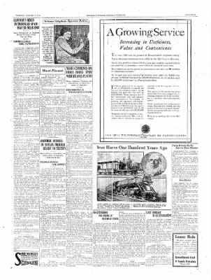 The Daily Courier from Connellsville, Pennsylvania on January 7, 1930 · Page 5