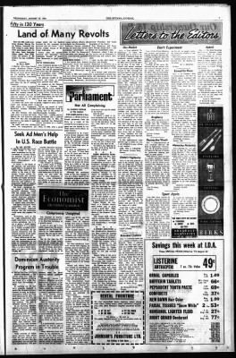The Ottawa Journal from Ottawa,  on August 19, 1964 · Page 7
