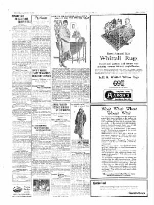 The Daily Courier from Connellsville, Pennsylvania on January 8, 1930 · Page 3