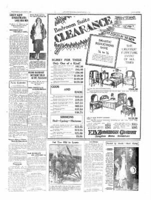 The Daily Courier from Connellsville, Pennsylvania on January 8, 1930 · Page 7