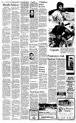 Sunday Gazette-Mail from Charleston, West Virginia on May 26, 1974 · Page 26