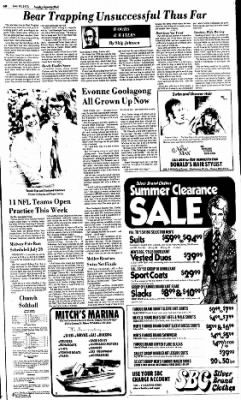 Sunday Gazette-Mail from Charleston, West Virginia on July 13, 1975 · Page 45