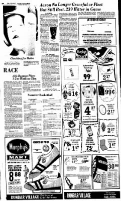 Sunday Gazette-Mail from Charleston, West Virginia on July 13, 1975 · Page 47