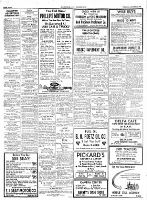 The Courier News from Blytheville, Arkansas on January 18, 1955 · Page 8