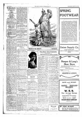 The Daily Courier from Connellsville, Pennsylvania on March 13, 1918 · Page 4