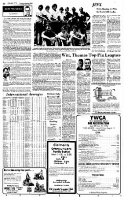 Sunday Gazette-Mail from Charleston, West Virginia on May 26, 1974 · Page 44