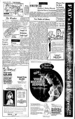 Sunday Gazette-Mail from Charleston, West Virginia on July 30, 1972 · Page 4