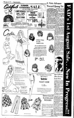 Sunday Gazette-Mail from Charleston, West Virginia on July 30, 1972 · Page 17