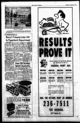 The Ottawa Journal from Ottawa,  on August 20, 1964 · Page 18