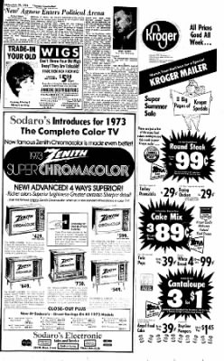 Sunday Gazette-Mail from Charleston, West Virginia on July 30, 1972 · Page 18