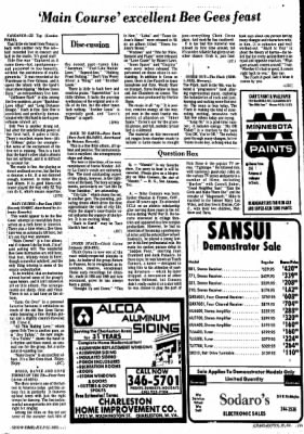 Sunday Gazette-Mail from Charleston, West Virginia on July 13, 1975 · Page 83