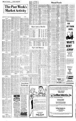 Sunday Gazette-Mail from Charleston, West Virginia on July 30, 1972 · Page 27