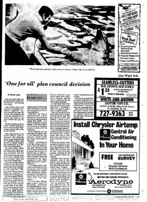 Sunday Gazette-Mail from Charleston, West Virginia on May 26, 1974 · Page 74