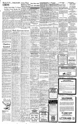 Sunday Gazette-Mail from Charleston, West Virginia on July 30, 1972 · Page 43