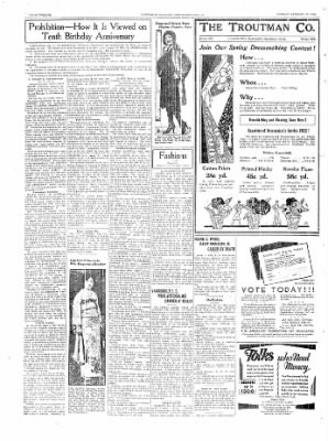 The Daily Courier from Connellsville, Pennsylvania on January 13, 1930 · Page 12