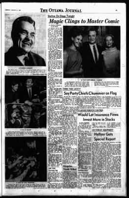 The Ottawa Journal from Ottawa,  on August 21, 1964 · Page 25