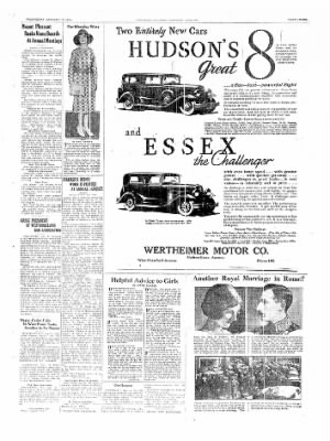 The Daily Courier from Connellsville, Pennsylvania on January 15, 1930 · Page 7