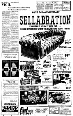 Sunday Gazette-Mail from Charleston, West Virginia on June 2, 1974 · Page 10