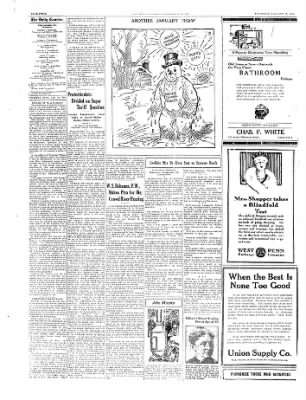 The Daily Courier from Connellsville, Pennsylvania on January 16, 1930 · Page 4