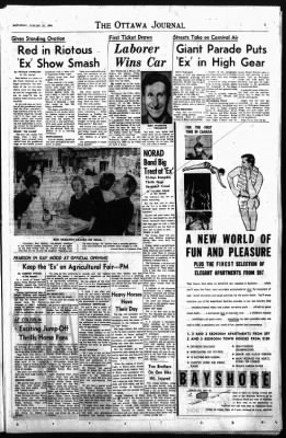 The Ottawa Journal from Ottawa,  on August 22, 1964 · Page 3