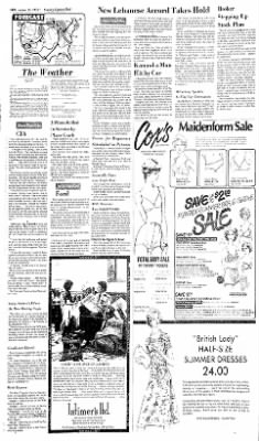 Sunday Gazette-Mail from Charleston, West Virginia on June 13, 1976 · Page 12