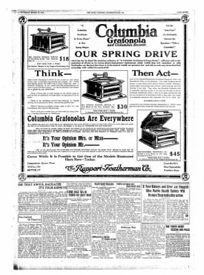 The Daily Courier from Connellsville, Pennsylvania on March 28, 1918 · Page 7