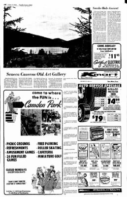Sunday Gazette-Mail from Charleston, West Virginia on June 2, 1974 · Page 43