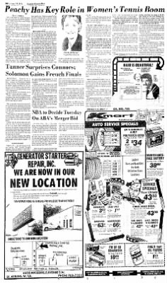 Sunday Gazette-Mail from Charleston, West Virginia on June 13, 1976 · Page 47