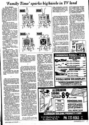 Sunday Gazette-Mail from Charleston, West Virginia on July 20, 1975 · Page 70