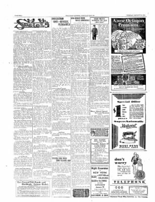 The Daily Courier from Connellsville, Pennsylvania on January 21, 1930 · Page 2