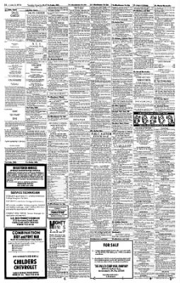 Sunday Gazette-Mail from Charleston, West Virginia on June 2, 1974 · Page 69