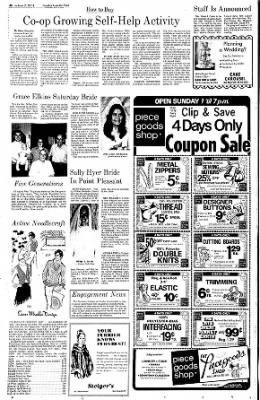 Sunday Gazette-Mail from Charleston, West Virginia on June 2, 1974 · Page 78