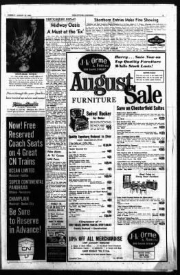 The Ottawa Journal from Ottawa,  on August 25, 1964 · Page 9