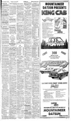 Sunday Gazette-Mail from Charleston, West Virginia on June 13, 1976 · Page 67
