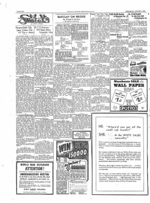 The Daily Courier from Connellsville, Pennsylvania on January 4, 1939 · Page 2