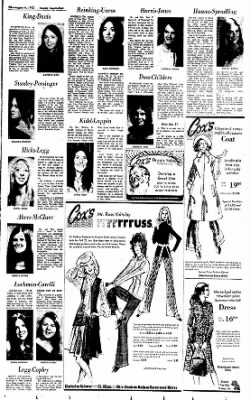 Sunday Gazette-Mail from Charleston, West Virginia on August 6, 1972 · Page 59