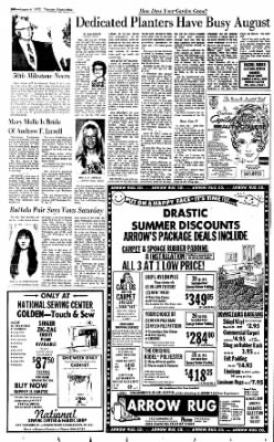 Sunday Gazette-Mail from Charleston, West Virginia on August 6, 1972 · Page 62