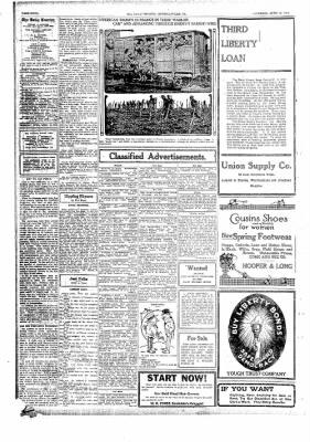 The Daily Courier from Connellsville, Pennsylvania on April 11, 1918 · Page 4