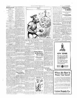 The Daily Courier from Connellsville, Pennsylvania on January 25, 1930 · Page 4